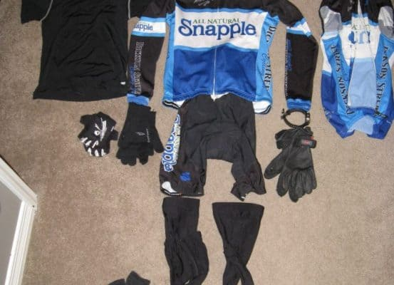 Old Man Winter... - Ozark Cycling Adventures, Cycling news and Routes in Northwest Arkansas NWA