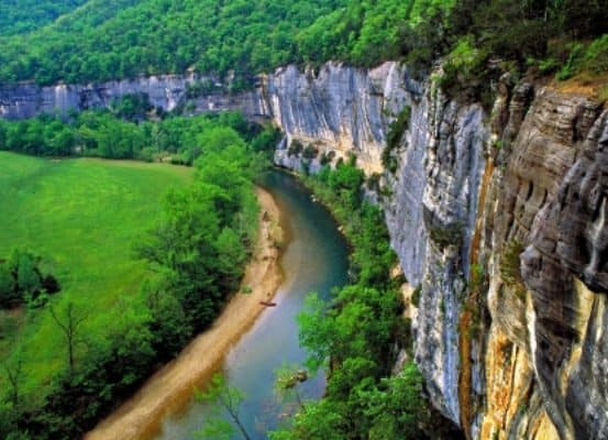Buffalo River National Park - Ozark Cycling Adventures, Cycling news and Routes in Northwest Arkansas NWA
