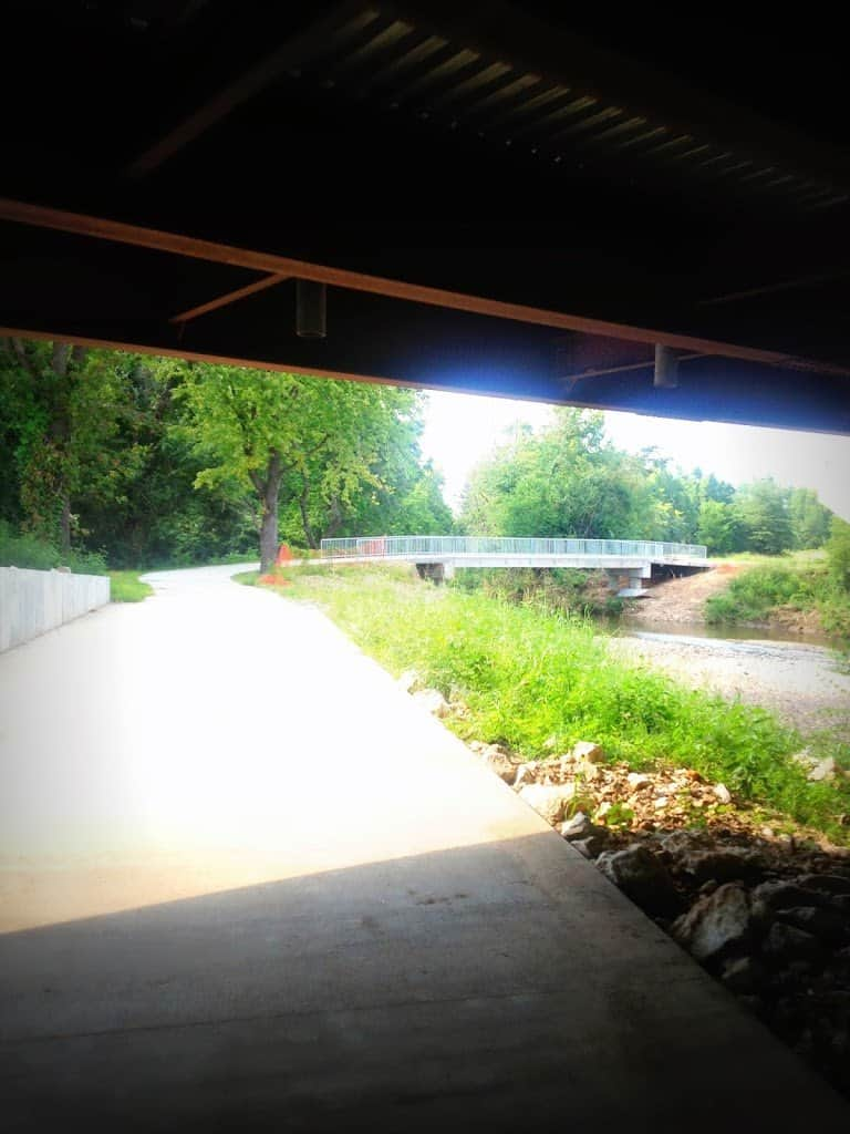 Fayetteville Trail System Expands - Ozark Cycling Adventures, Cycling news and Routes in Northwest Arkansas NWA