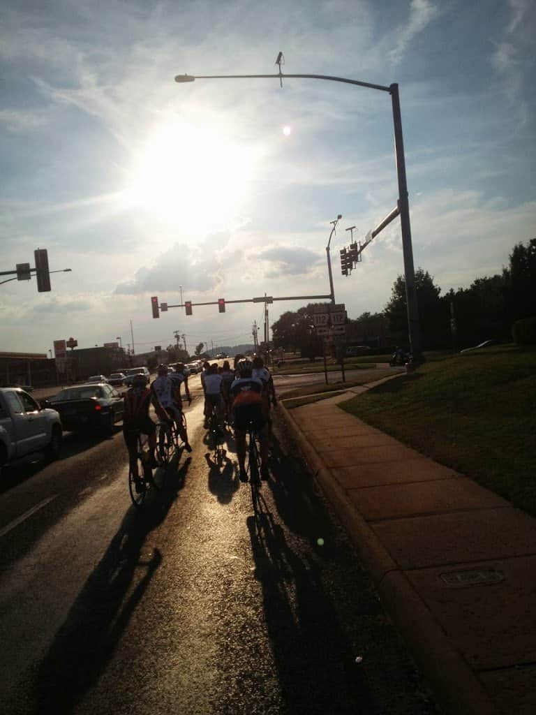 A Sketchy Night - Ozark Cycling Adventures, Cycling news and Routes in Northwest Arkansas NWA