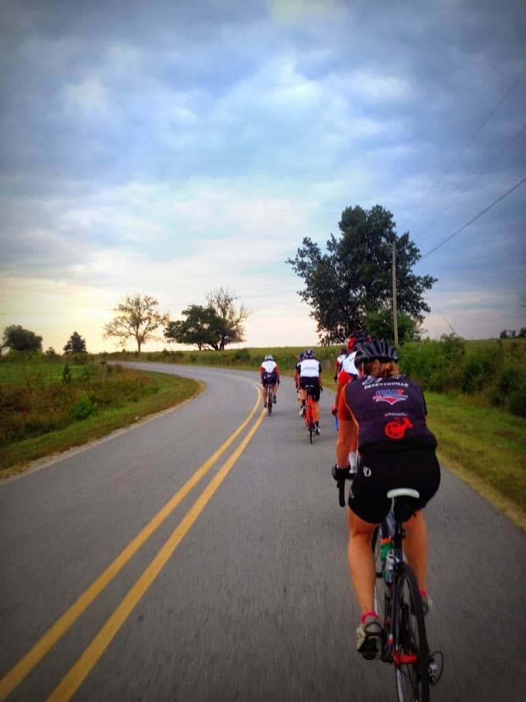 The Saturday Ride 9-28 - Ozark Cycling Adventures, Cycling news and Routes in Northwest Arkansas NWA
