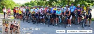 Group Rides & Events - Ozark Cycling Adventures, Cycling news and Routes in Northwest Arkansas