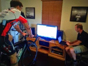CPL Lab Pic - Ozark Cycling Adventures, Cycling news and Routes in Northwest Arkansas