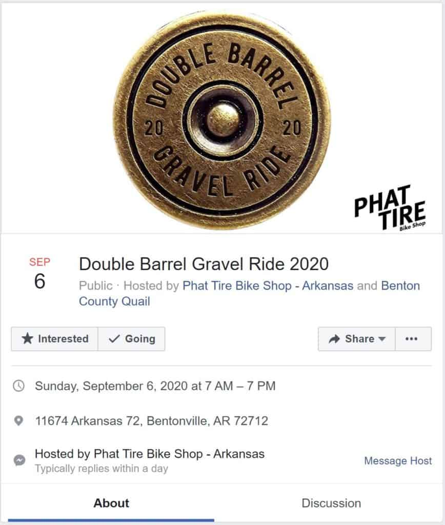 Weekend Ride Notification 9/21 | NWA Cycling News - Ozark Cycling Adventures, Cycling news and Routes in Northwest Arkansas NWA