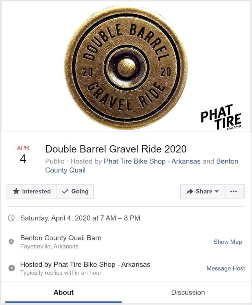 Weekend Ride Notification 3/1 | NWA Cycling News - Ozark Cycling Adventures, Cycling news and Routes in Northwest Arkansas NWA