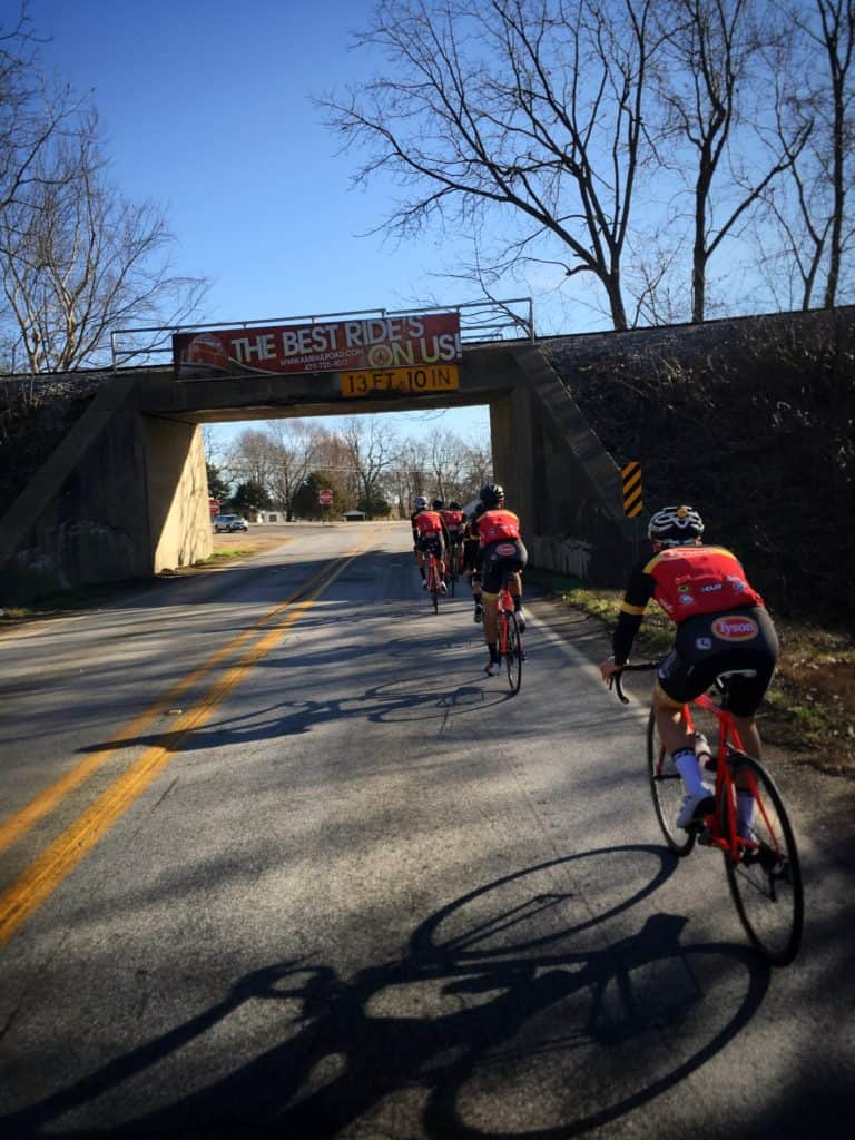Beaver Lake Loop - Ozark Cycling Adventures, Cycling news and Routes in Northwest Arkansas NWA