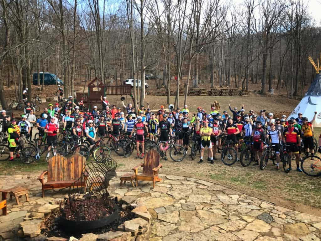 Weekend Ride Notification 9/4 - Ozark Cycling Adventures, Cycling news and Routes in Northwest Arkansas NWA