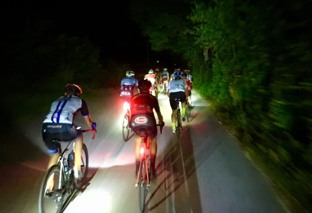 Ride Recap | NWA Moonlight 100 2017 - Ozark Cycling Adventures, Cycling news and Routes in Northwest Arkansas NWA