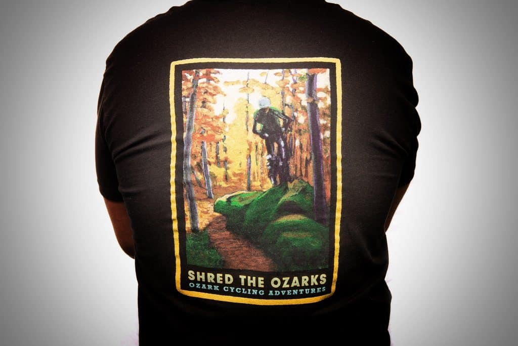 Shred The Ozarks - Ozark Cycling Adventures, Cycling news and Routes in Northwest Arkansas