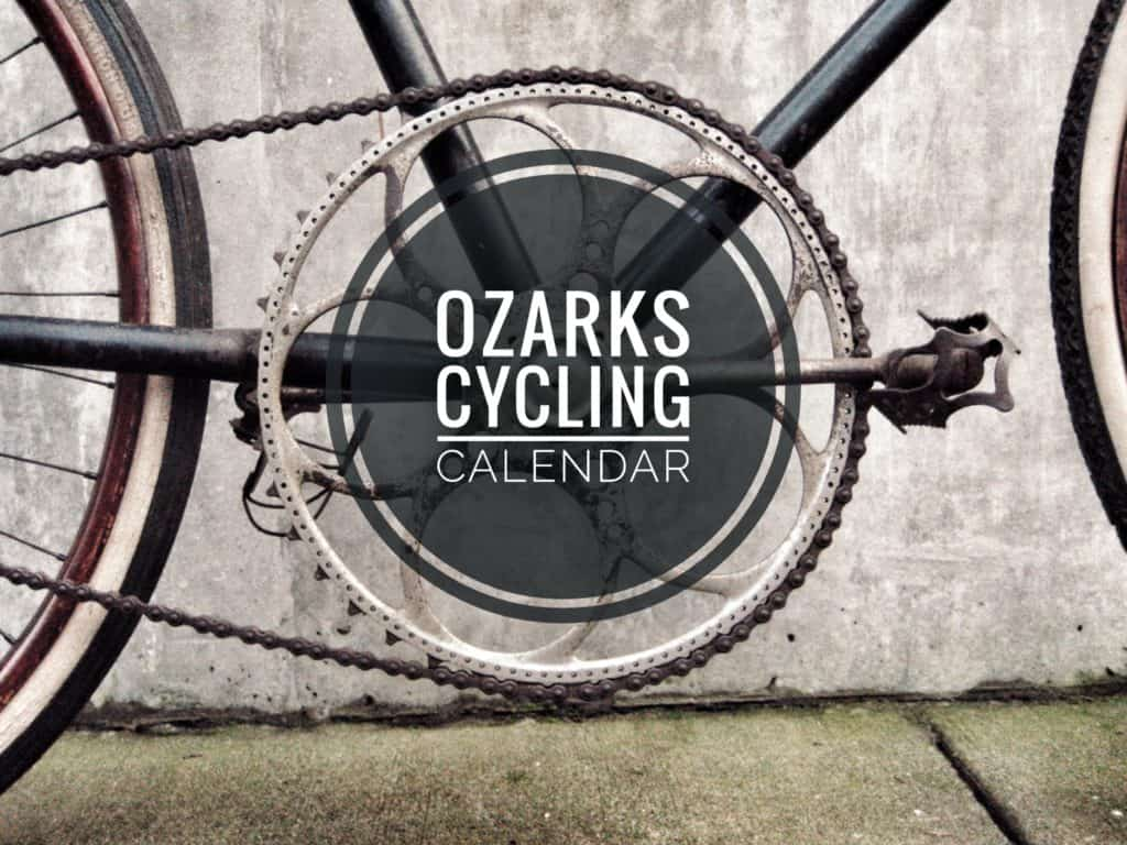 Weekend Ride Notification 1/12 - Ozark Cycling Adventures, Cycling news and Routes in Northwest Arkansas