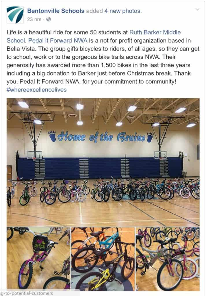 Weekend Ride Notification 1/5 - Ozark Cycling Adventures, Cycling news and Routes in Northwest Arkansas