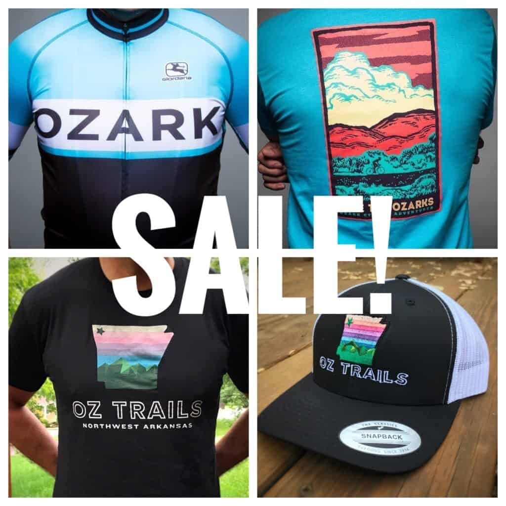 Weekend Ride Notification 3/23 - Ozark Cycling Adventures, Cycling news and Routes in Northwest Arkansas NWA