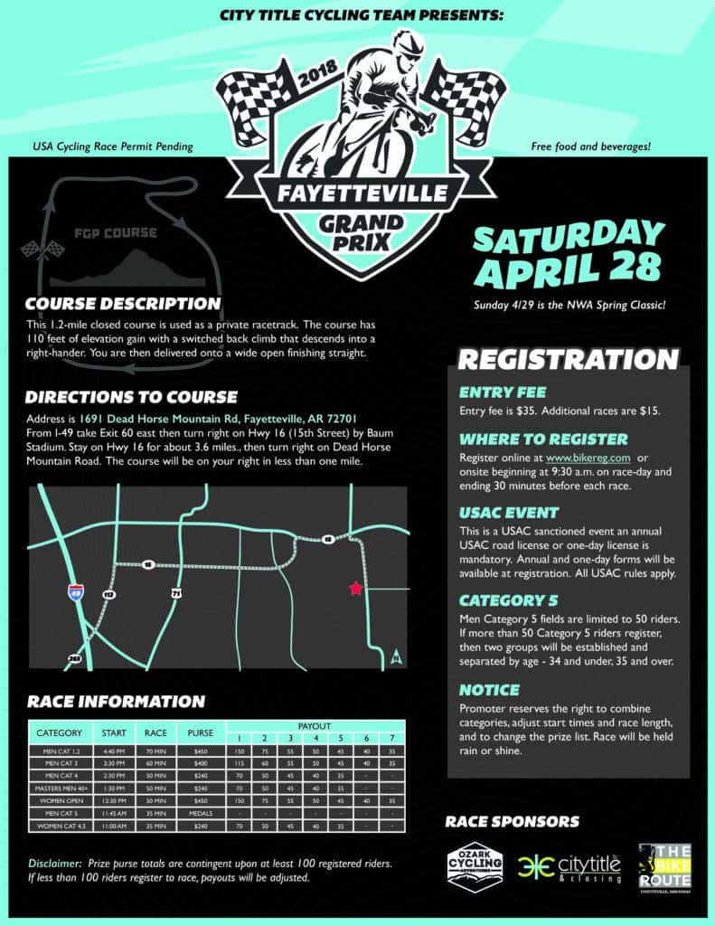 The Perfect Weekend Of Racing   NWA - Ozark Cycling Adventures, Cycling news and Routes in Northwest Arkansas NWA
