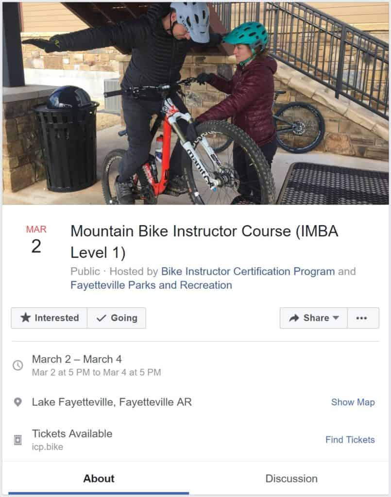 Weekend Ride Notification 3/2 - Ozark Cycling Adventures, Cycling news and Routes in Northwest Arkansas