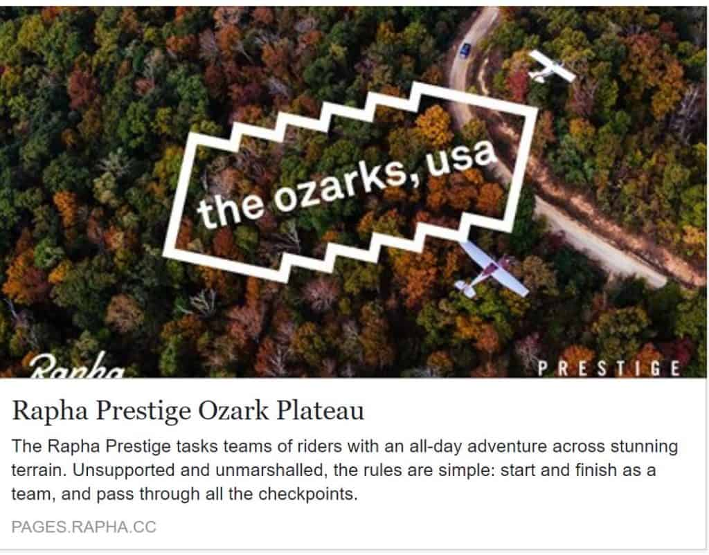 Weekend Ride Notification 4/6 - Ozark Cycling Adventures, Cycling news and Routes in Northwest Arkansas