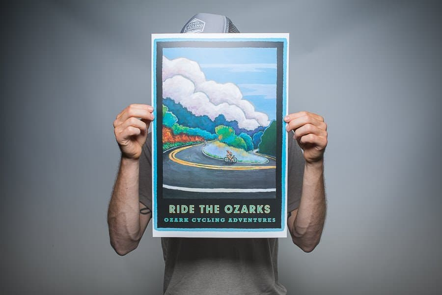 New | Ride The Ozarks Design - Ozark Cycling Adventures, Cycling news and Routes in Northwest Arkansas NWA