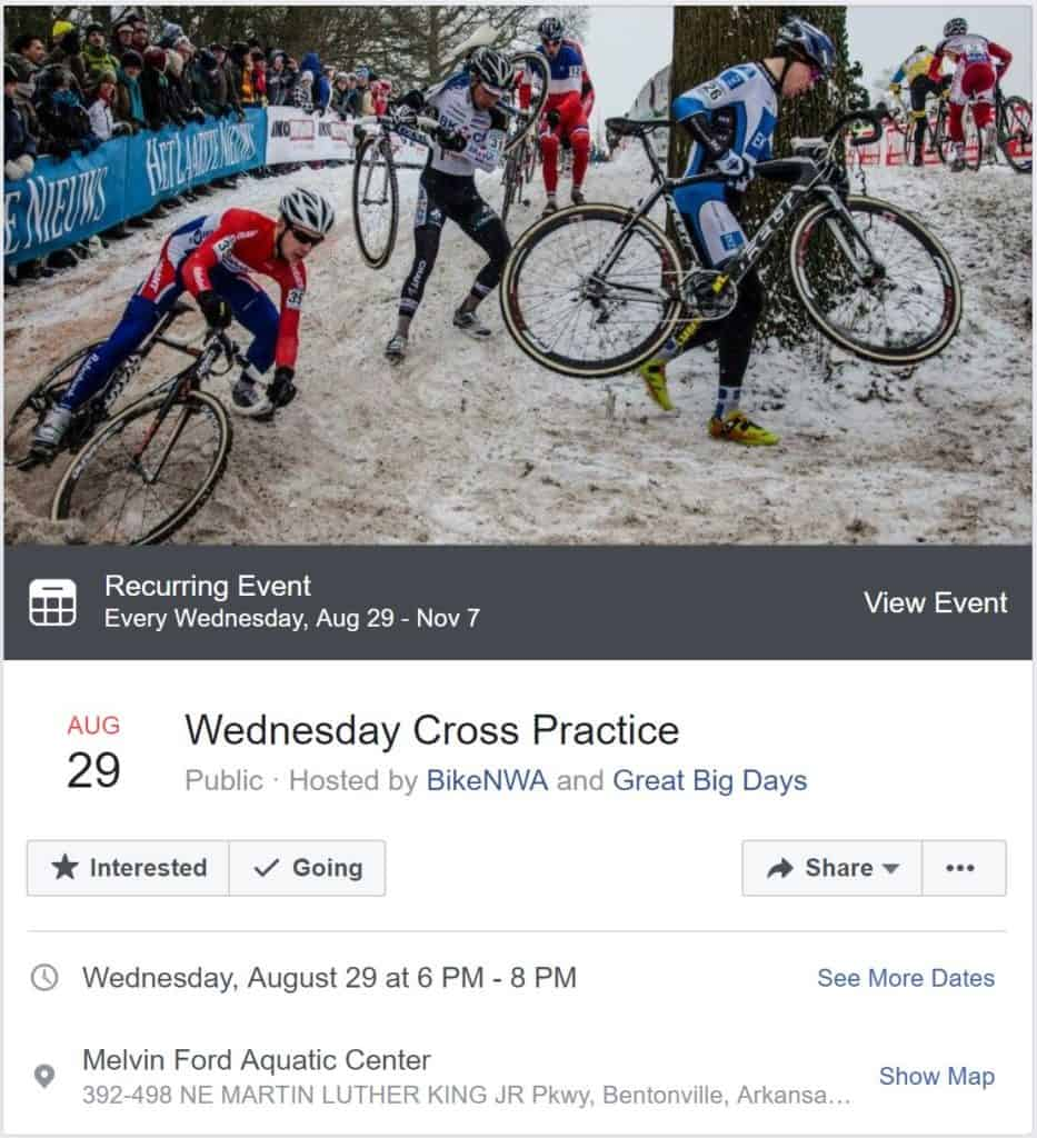 Tuesday Shorts 9/18 | NWA Cycling News - Ozark Cycling Adventures, Cycling news and Routes in Northwest Arkansas NWA