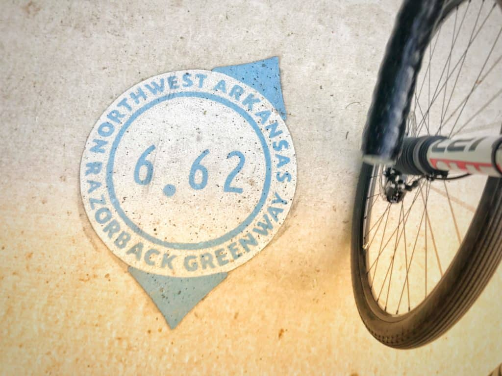 Tips For Emergencies On The Razorback Greenway - Ozark Cycling Adventures, Cycling news and Routes in Northwest Arkansas NWA