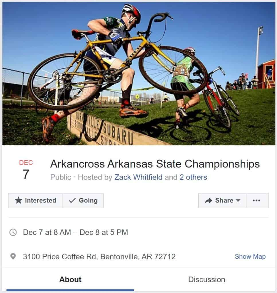 Tuesday Shorts 9/19 - Ozark Cycling Adventures, Cycling news and Routes in Northwest Arkansas NWA