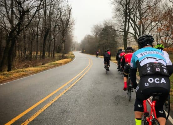Weekend Ride Notification 12/13 | NWA Cycling News - Ozark Cycling Adventures, Cycling news and Routes in Northwest Arkansas NWA