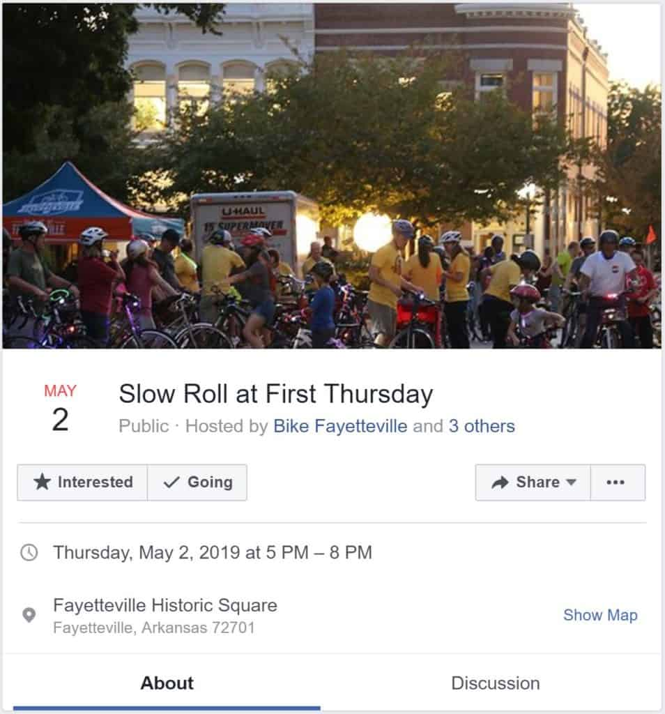 Weekend Ride Notification 5/3 | NWA Cycling News - Ozark Cycling Adventures, Cycling news and Routes in Northwest Arkansas NWA