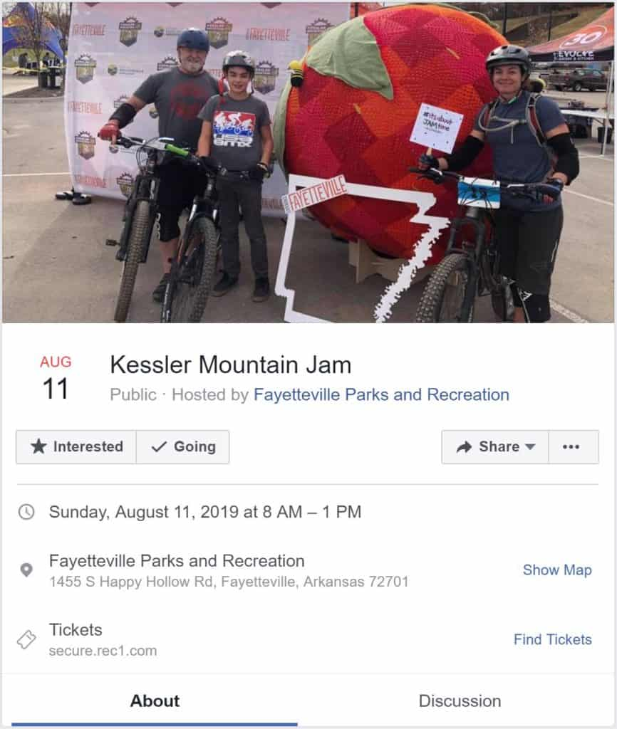 Weekend Ride Notification 8/9 | NWA Cycling News - Ozark Cycling Adventures, Cycling news and Routes in Northwest Arkansas NWA