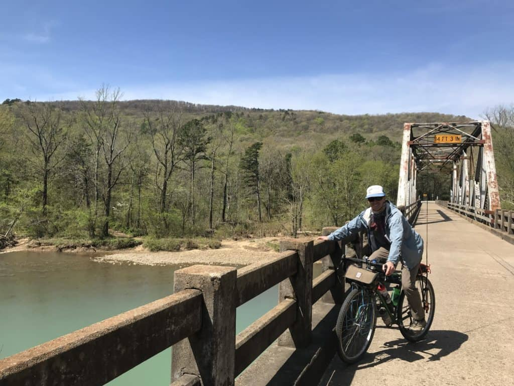 Bike Fishing | Introduction - Ozark Cycling Adventures, Cycling news and Routes in Northwest Arkansas NWA