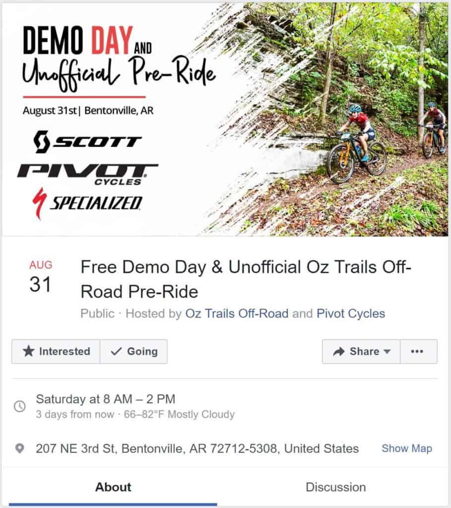 Tuesday Shorts 8/27 | NWA Cycling News - Ozark Cycling Adventures, Cycling news and Routes in Northwest Arkansas NWA