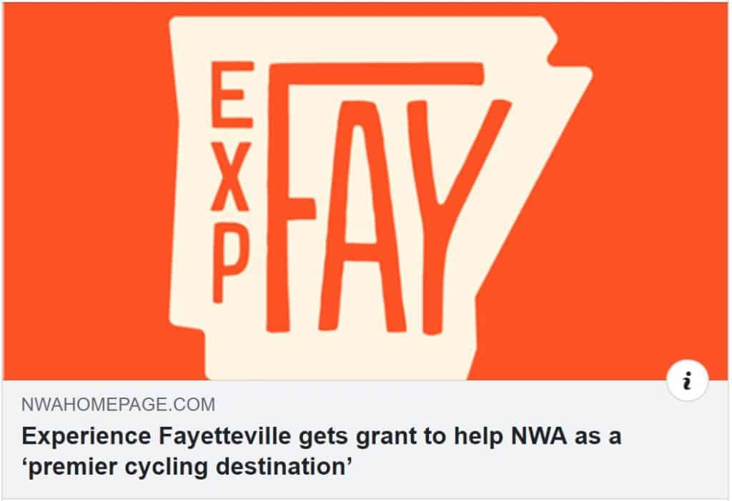 Tuesday Shorts 8/20 | NWA Cycling News - Ozark Cycling Adventures, Cycling news and Routes in Northwest Arkansas NWA