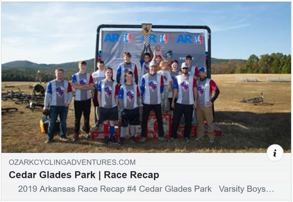 Weekend Ride Notification 11/22   NWA Cycling News - Ozark Cycling Adventures, Cycling news and Routes in Northwest Arkansas NWA