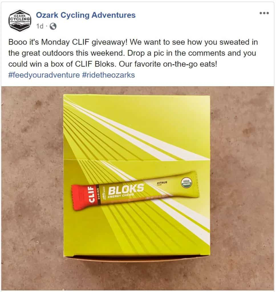 Tuesday Shorts 8/11 | NWA Cycling News - Ozark Cycling Adventures, Cycling news and Routes in Northwest Arkansas NWA