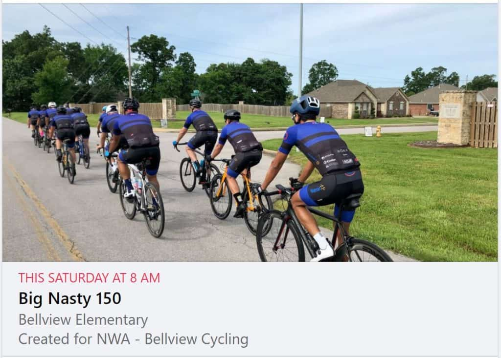 Tuesday Shorts 10/6 | NWA Cycling News - Ozark Cycling Adventures, Cycling news and Routes in Northwest Arkansas NWA