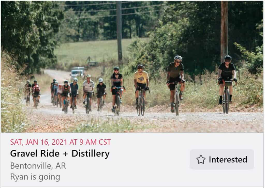 Tuesday Shorts 1/12 | NWA Cycling News - Ozark Cycling Adventures, Cycling news and Routes in Northwest Arkansas NWA