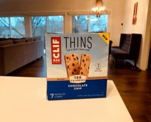 CLIF BAR Thins | Product Review - Ozark Cycling Adventures, Cycling news and Routes in Northwest Arkansas NWA