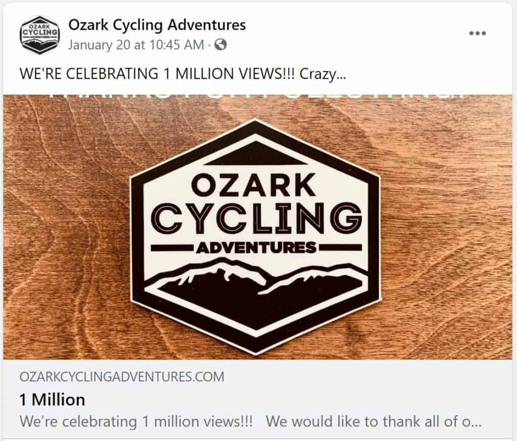 Tuesday Shorts 1/26 | NWA Cycling News - Ozark Cycling Adventures, Cycling news and Routes in Northwest Arkansas NWA