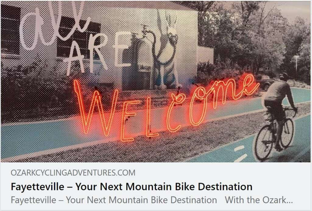 Tuesday Shorts 4/6   NWA Cycling News - Ozark Cycling Adventures, Cycling news and Routes in Northwest Arkansas NWA