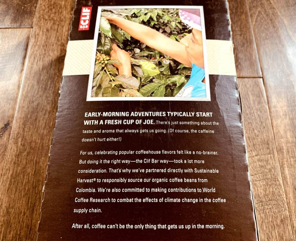 CLIF COFFEE COLLECTION | Giveaway ENDED - Ozark Cycling Adventures, Cycling news and Routes in Northwest Arkansas NWA