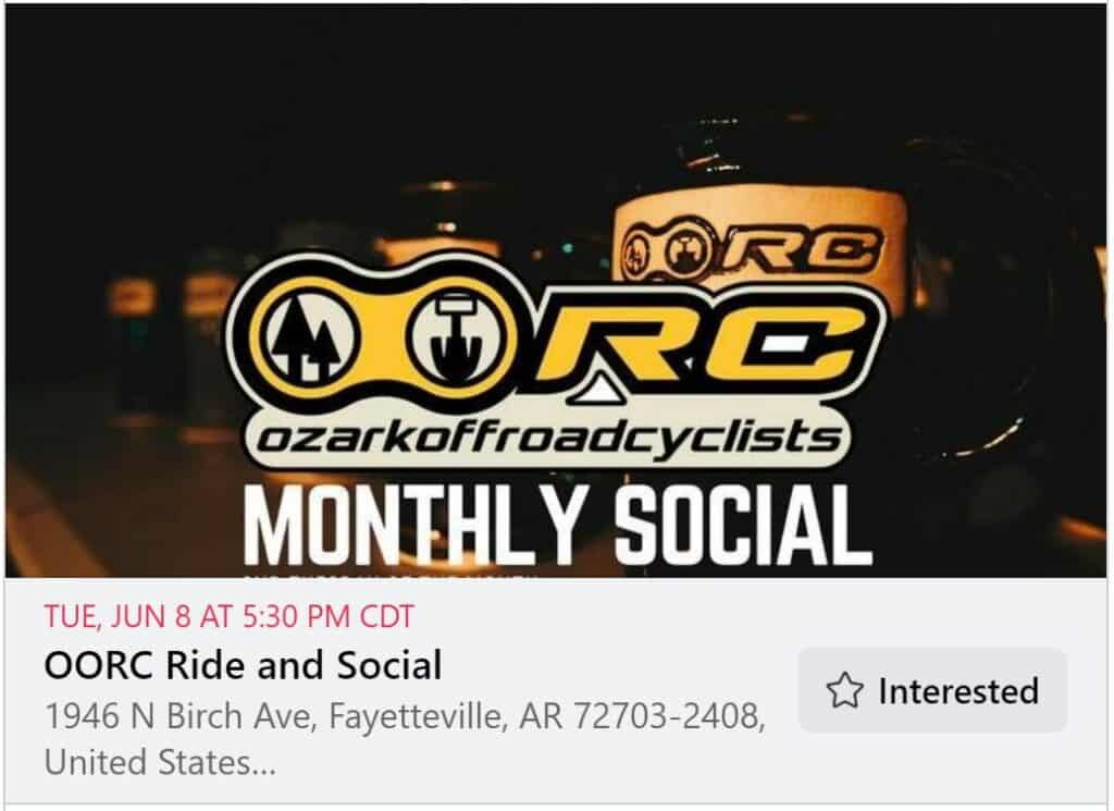 Tuesday Shorts 6/8 NWA Cycling News - Ozark Cycling Adventures, Cycling news and Routes in Northwest Arkansas NWA