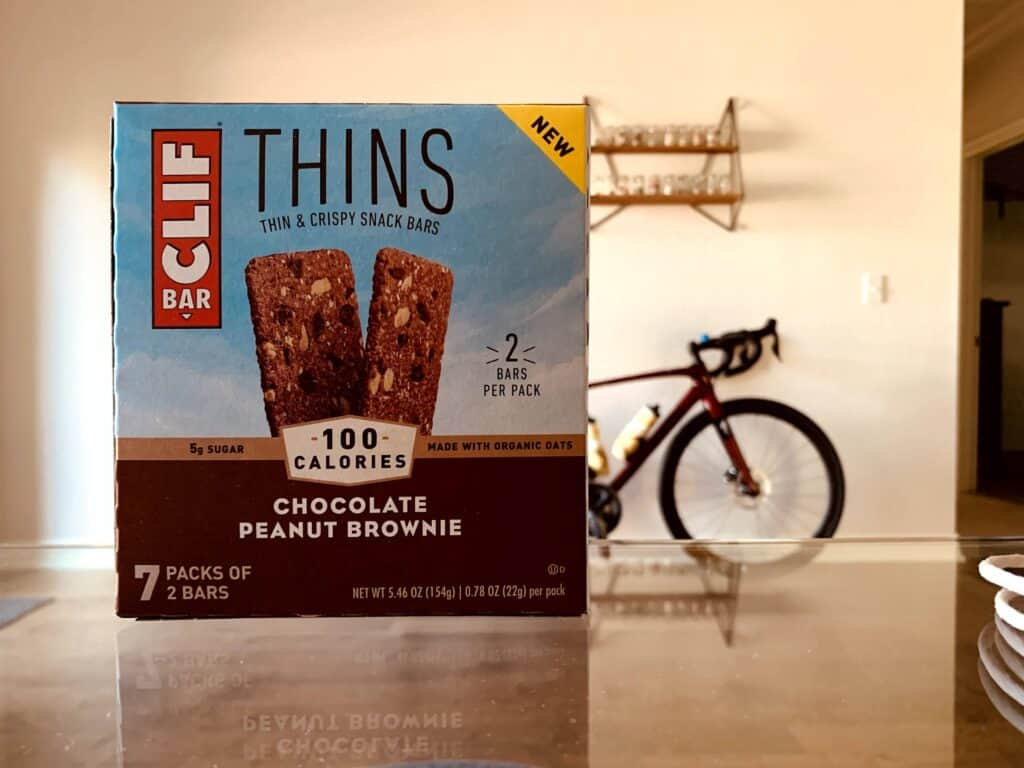 CLIF BAR Thins   Product Review Giveaway   ENDED - Ozark Cycling Adventures, Cycling news and Routes in Northwest Arkansas NWA