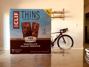 CLIF BAR Thins | Product Review Giveaway | ENDED - Ozark Cycling Adventures, Cycling news and Routes in Northwest Arkansas NWA