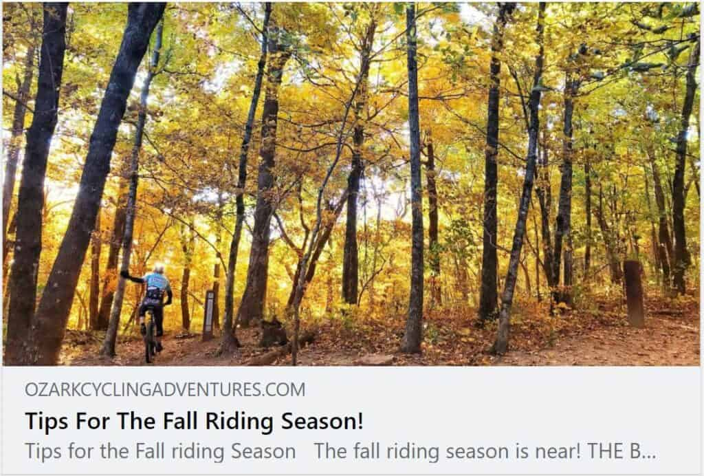 Tuesday Shorts 9/7 NWA Cycling News - Ozark Cycling Adventures, Cycling news and Routes in Northwest Arkansas NWA